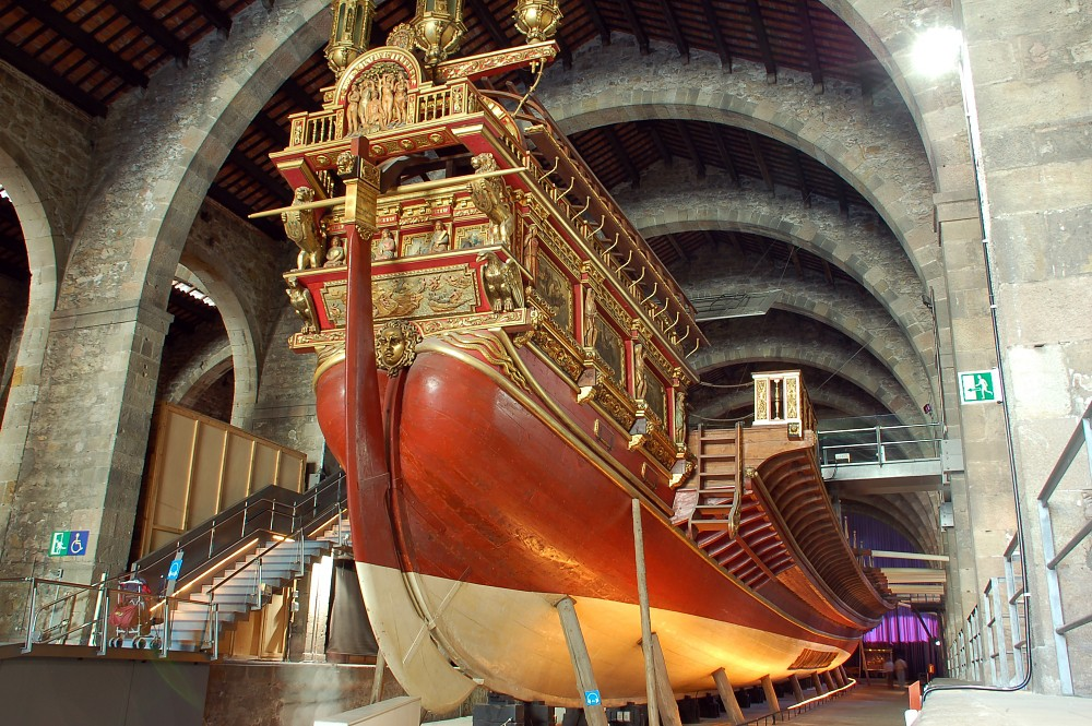 El pasado y presente marítimo de Barcelona está en el Museu Marítim