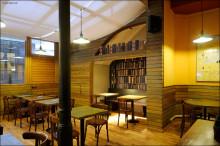 Café, té y libros, la unión perfecta para una tarde de otoño en Barcelona