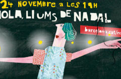 El encendido de las luces navideñas iluminará las calles de Barcelona