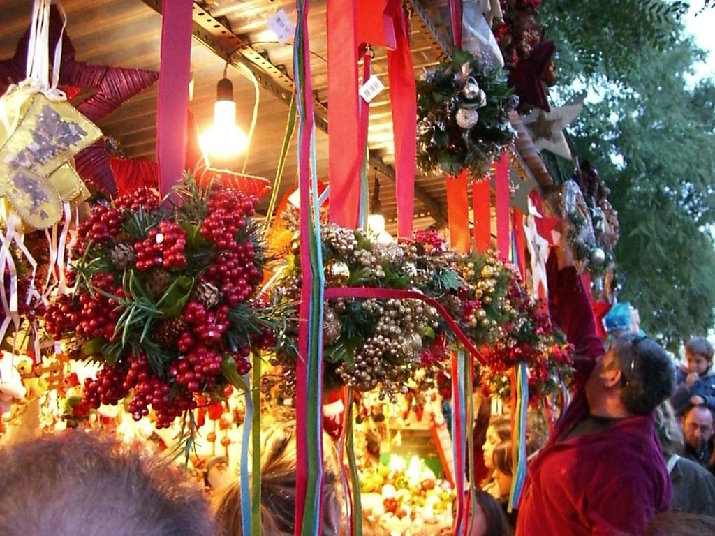 Los Mercados de Navidad ocupan las calles de Barcelona