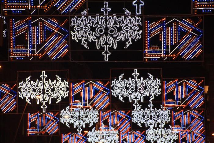 luces navidad barcelona