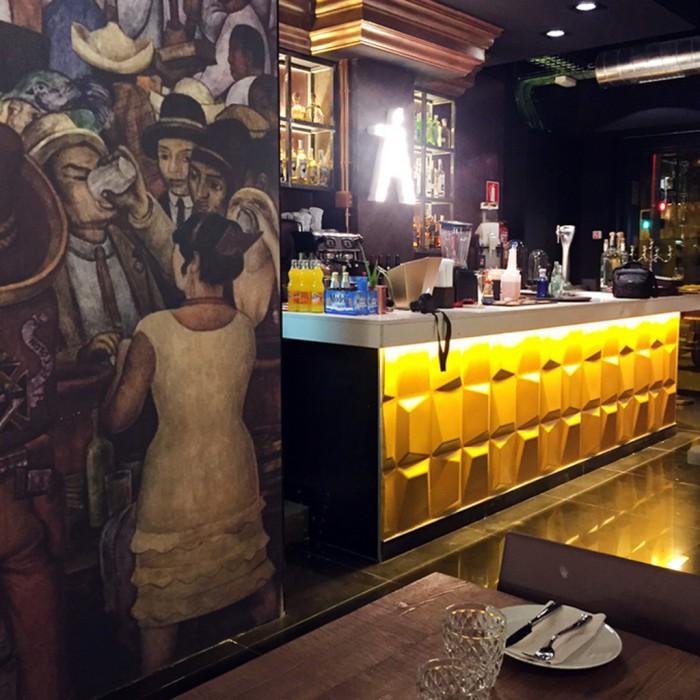 barra mural