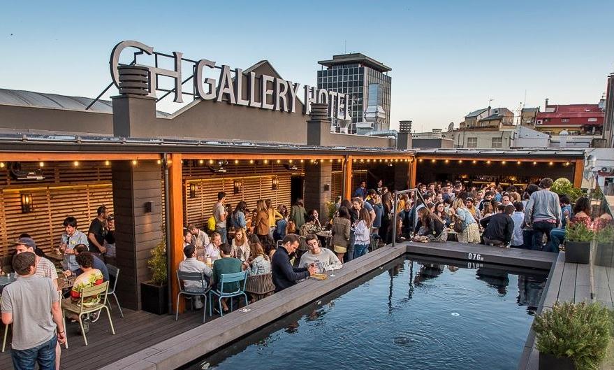 La Semana de las Terrazas abre estos espacios de los hoteles para dar la bienvenida al verano