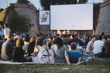 El cine al aire libre, una opción para las noches en Barcelona
