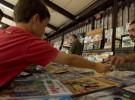 El Mercado de San Antonio, la reserva de los libros y los discos de los domingos