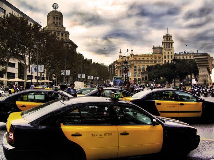 huelga-taxi-barcelona