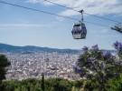 'Picnic al cel', una cena en el teleférico de Montjuic para disfrutar de las vistas