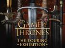 La exhibición de Juego de Tronos llega a Barcelona hasta el 7 de enero