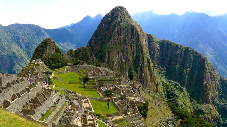 Machu Pichu Bcnhoy