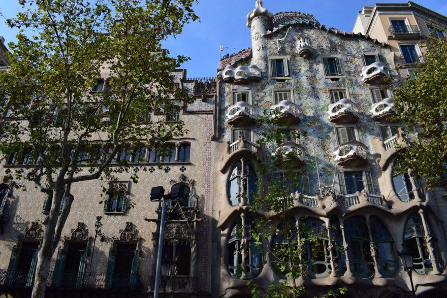 Casa Batllo Barcelona 1