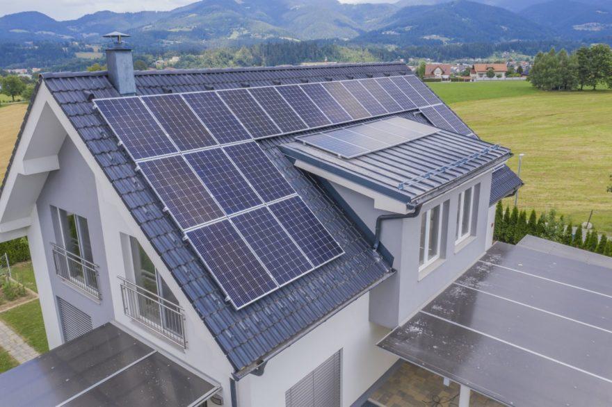 Placa Solar Casa