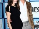 Angelina y Brad en los Spirit Awards