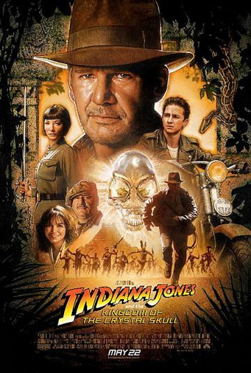 Indiana Jones, poster definitivo