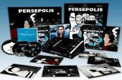 Persépolis en DVD
