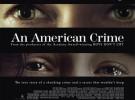 Póster y trailer de 'An American Crime'