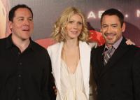 Jon Favreau, Gwyneth Paltrow, Robert Downey, Jr.