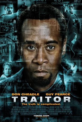 Póster, trailer y primeras imágenes de 'Traitor'