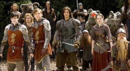 Las Cronicas de Narnia: El Príncipe Caspian