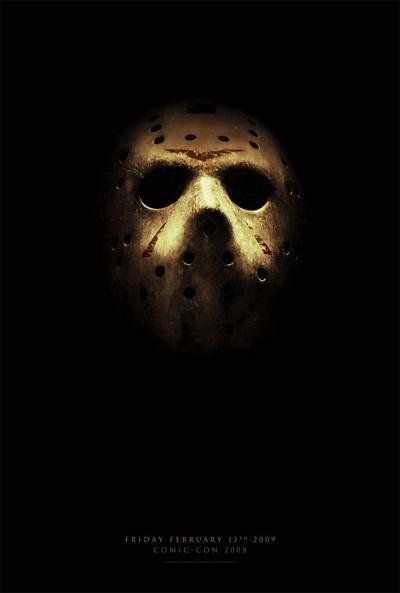Primer teaser póster del remake de 'Viernes 13′