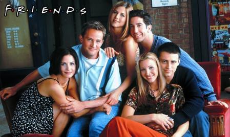 pelicula friends
