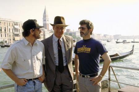 George Lucas confirma la quinta de 'Indiana Jones'