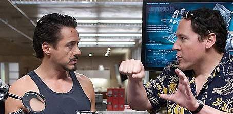 Jon Favreau fichado para Iron Man 2