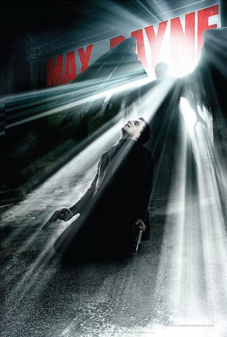 póster de 'Max Payne'