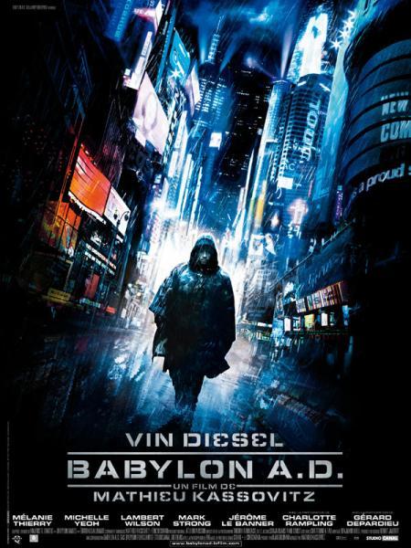 'Babylon A.D.' ('Misión Babilonia')