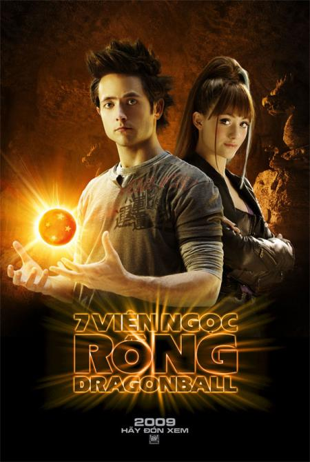 poster de dragonball