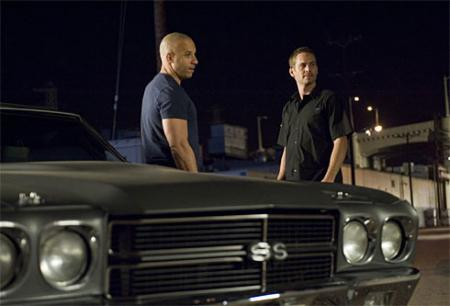 Fast and Furious (The Fast and the Furious 4)