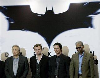 reparto de The Dark Knight