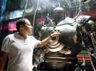 Jon Favreau ya está trabajando en 'Iron Man 2'