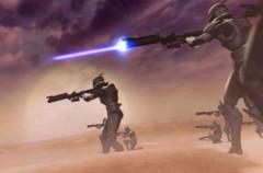 'Star Wars: The Clone Wars', un lujoso despropósito