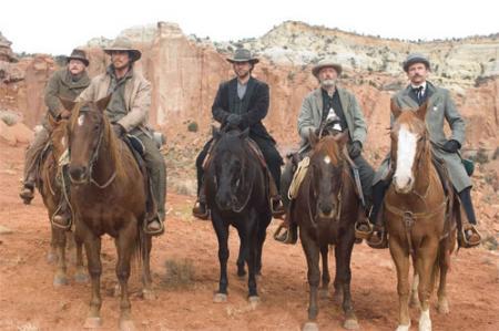 El tren de las 3:10 (3:10 to Yuma) con Russell Crowe y Christian Bale