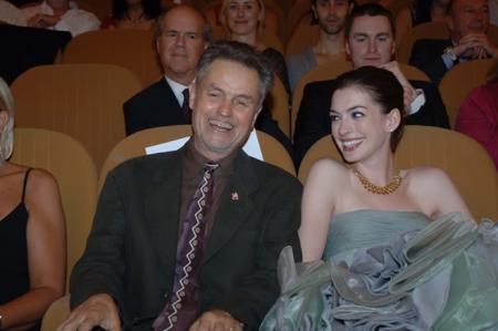 A. Hathaway y J. Demme