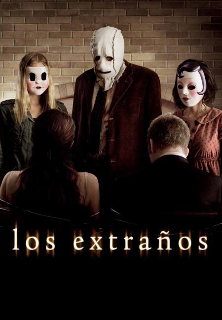 póster en español de 'Los Extraños'