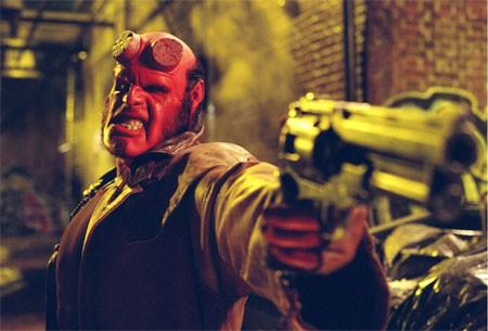 'Hellboy 2: El ejército dorado'