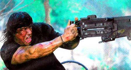Sylvester Stallone, Rambo 5