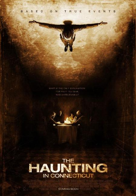 Póster de 'The Haunting in Connecticut'