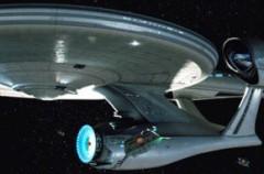 La nueva cara de la nave Enterprise