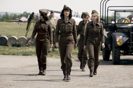 Espias en las sombra, female agents
