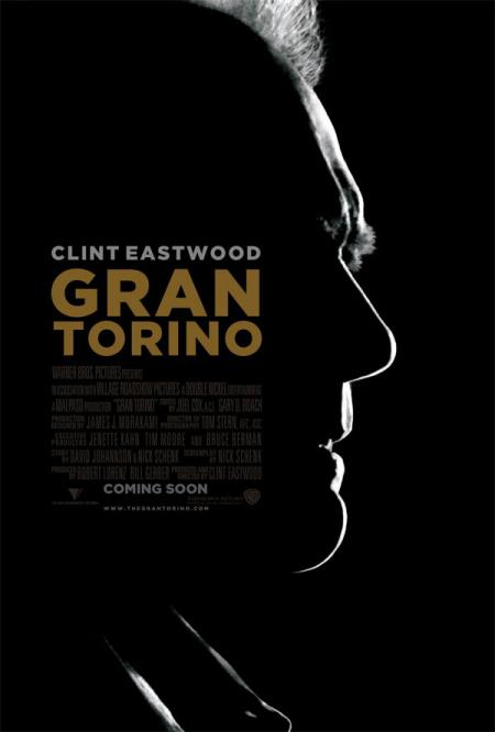 Segundo póster de 'Gran Torino'