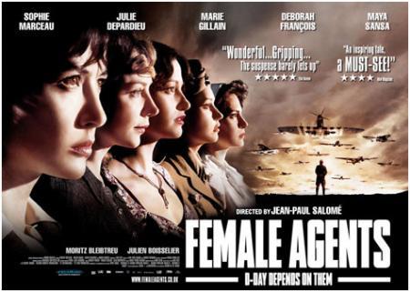Espías en la Sombra Female Agents