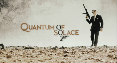 Quantum of Solace, Daniel Craig