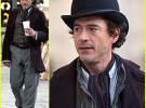 El Sherlock Holmes de Guy Ritchie, 2010