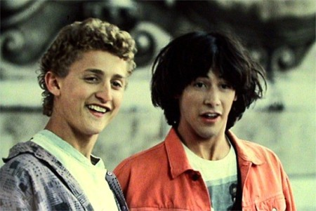 Bill &Ted