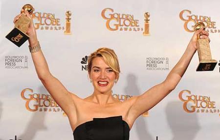 Kate Winslet Globo de Oro