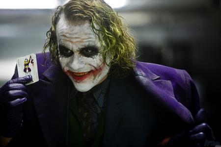 Heath Ledger mejor actor secundario