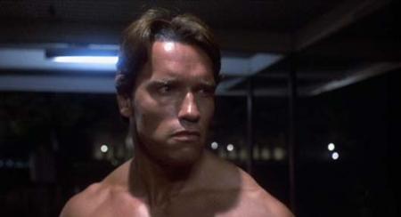 Arnold Schwarzenegger estará en Terminator Salvation