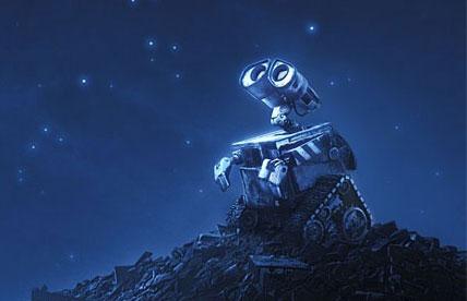 Wall-E mejor película de animación